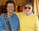 Rubio guitars, Howard Heitmeyer, Vasquez guitar shop